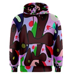 Decorative abstraction Men s Pullover Hoodie