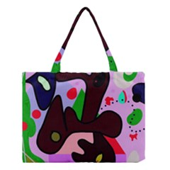 Decorative abstraction Medium Tote Bag