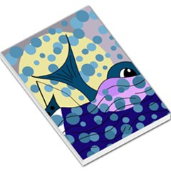Whale Large Memo Pads