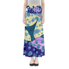 Whale Maxi Skirts