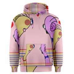 Love Men s Pullover Hoodie