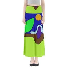 Caterpillar  Maxi Skirts