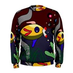 Fish Men s Sweatshirt