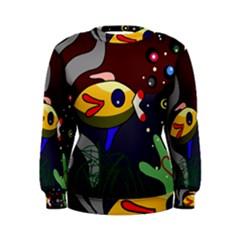 Fish Women s Sweatshirt