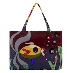 Fish Medium Tote Bag
