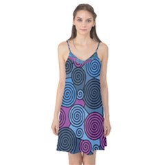 Blue hypnoses Camis Nightgown
