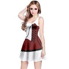 Boot Reversible Sleeveless Dress
