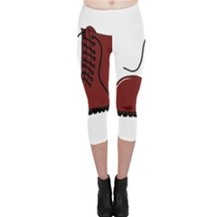 Boot Capri Leggings