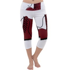 Boot Capri Yoga Leggings