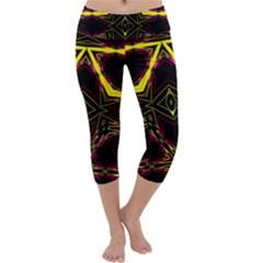 Gunja Go Capri Yoga Leggings