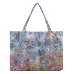 Spirals Medium Tote Bag