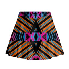 Eleven House Mini Flare Skirt