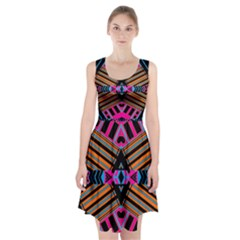 ELEVEN HOUSE Racerback Midi Dress