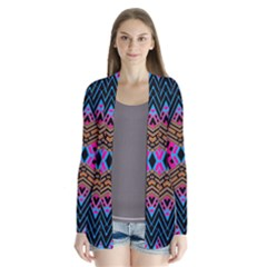 House Of House (3)ujuj Drape Collar Cardigan