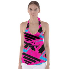 Olool Babydoll Tankini Top