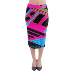 Olool Midi Pencil Skirt