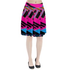 Olool Pleated Skirt