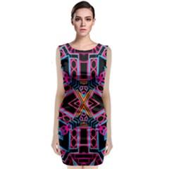 NOD THE HEAD Classic Sleeveless Midi Dress
