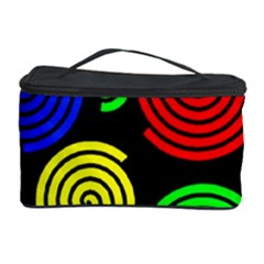 Colorful Hypnoses Cosmetic Storage Case