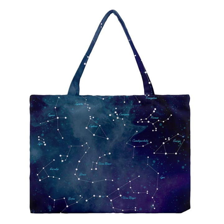 Constellations Medium Tote Bag