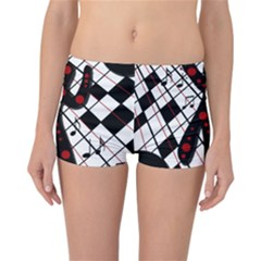 On the dance floor  Reversible Boyleg Bikini Bottoms