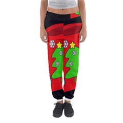 Christmas Sock Women s Jogger Sweatpants