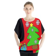 Christmas Sock Blouse
