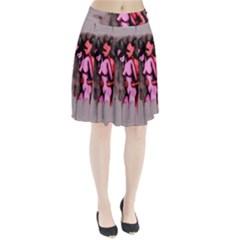 Whisper Pleated Skirt