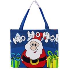 Santa Claus  Mini Tote Bag