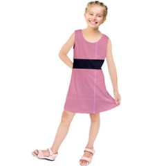 PPG pink Kids  Tunic Dress