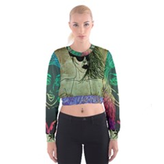 Img 20160704 210131 Women s Cropped Sweatshirt