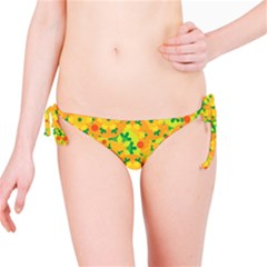 Christmas decor - yellow Bikini Bottom
