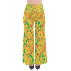 Christmas decor - yellow Pants