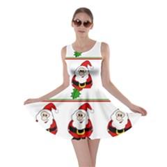 Christmas pattern Skater Dress