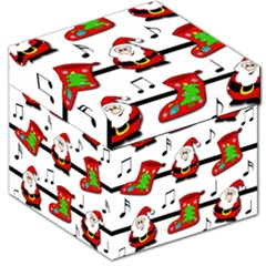 Christmas song Storage Stool 12