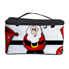 Christmas song Cosmetic Storage Case