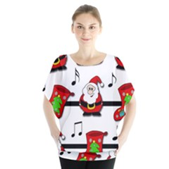 Christmas Song Blouse