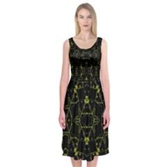 Win 20160912 20 40 47 Pro (2)i;i;ppppp[[[[[  Midi Sleeveless Dress