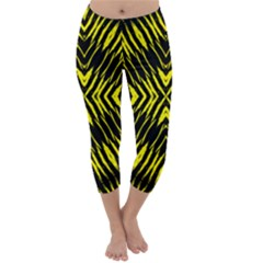Yyyyyyyyy Capri Winter Leggings