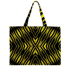 Yyyyyyyyy Zipper Mini Tote Bag