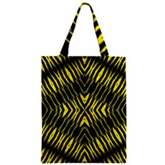 Yyyyyyyyy Zipper Classic Tote Bag