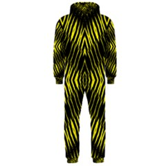 Yyyyyyyyy Hooded Jumpsuit (men)