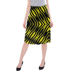 Yyyyyyyyy Midi Beach Skirt