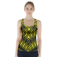 Yyyyyyyyy Racer Back Sports Top