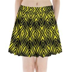 Yyyyyyyyy Pleated Mini Skirt