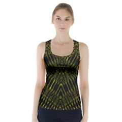 Yyyyyyyyyry Racer Back Sports Top