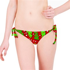 Twisted Christmas trees Bikini Bottom