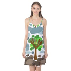 Tree Camis Nightgown