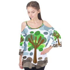 Tree Flutter Tees