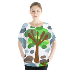 Tree Blouse
